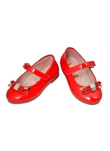 Kaptan Junior Ayakkabı Kırmızı